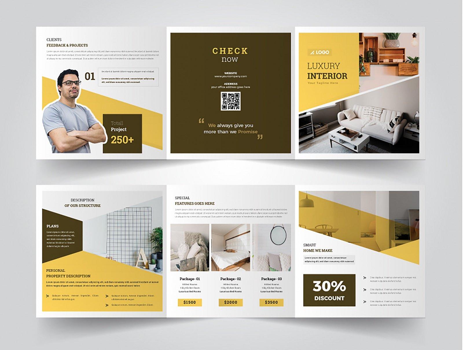Mẫu catalogue khách sạn