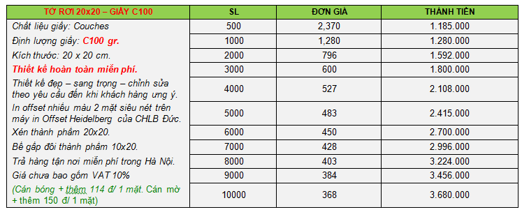 báo giá dịch vụ in ấn 2015, in tờ rơi 20x20-1