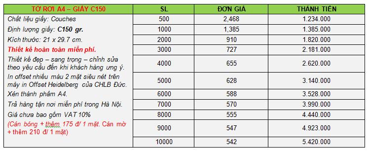 báo giá dịch vụ in ấn 2015, in tờ rơi a4-3