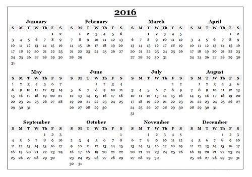 mẫu lịch 2016 file word-4