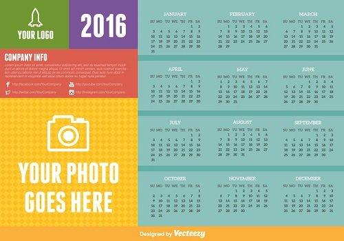 mẫu lịch 1 tờ 2016-16