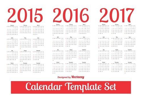 mẫu lịch 2016-30