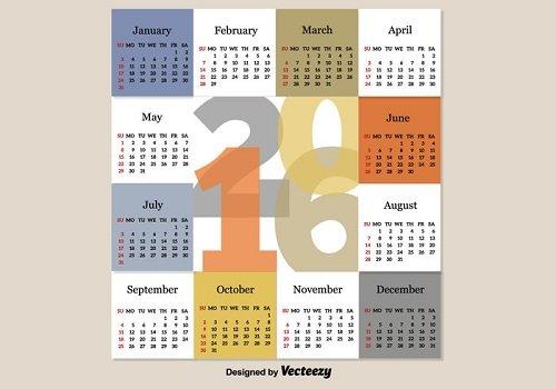 mẫu lịch 2016-33