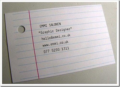 mẫu name card sáng tạo-9