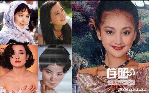 Nữ hoàng ảnh lịch Hoa ngữ