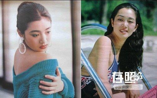 nữ hoàng ảnh lịch Hoa ngữ Củng Lợi
