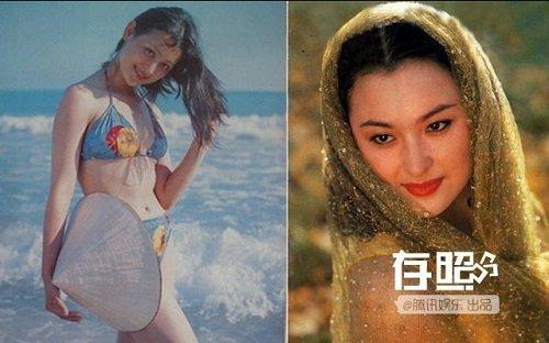 nữ hoàng ảnh lịch Hoa ngữ Vương Lộ Dao