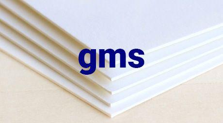 định lượng giấy in catalogue