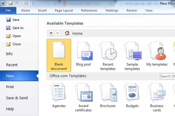hướng dẫn tự thiết kế catalogue bằng Word-1