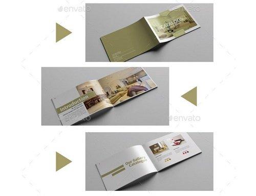 mẫu catalogue thu hút