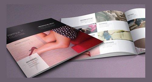 mẫu catalogue sáng tạo free