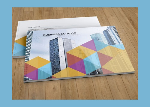 mẫu catalogue PSD miễn phí 100%