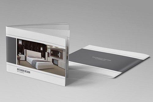 mẫu catalogue PSD hấp dẫn
