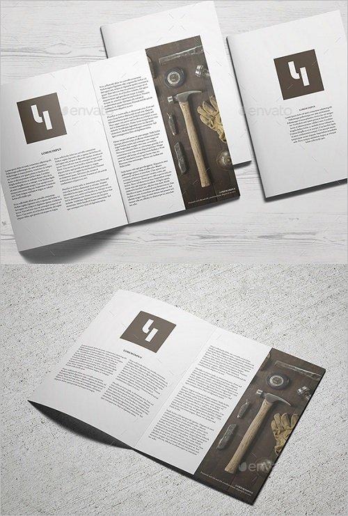 mẫu catalogue đẹp độc đáo