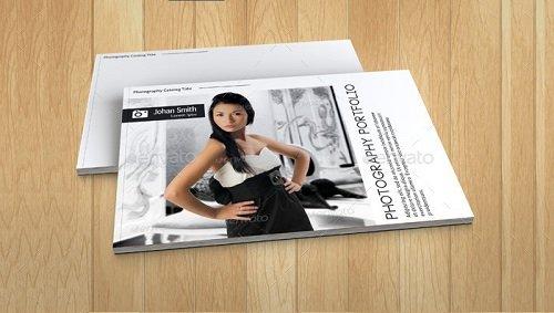 tuyển tập mẫu catalogue PSD miễn phí