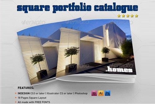 tổng hợp mẫu catalogue PSD