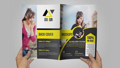 mẫu catalogue sáng tạo