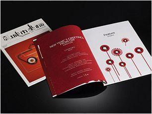 in catalogue tại xưởng cho doanh nghiệp